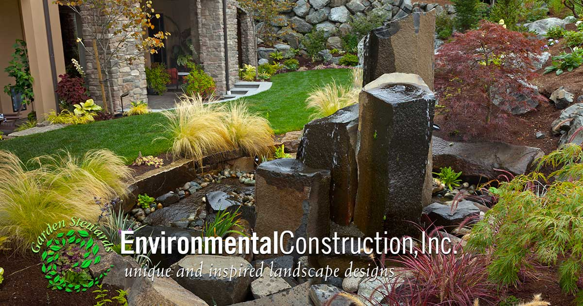 Environmental Construction Inc Our Landscape Company