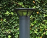 Outdoor lighting for lamp posts